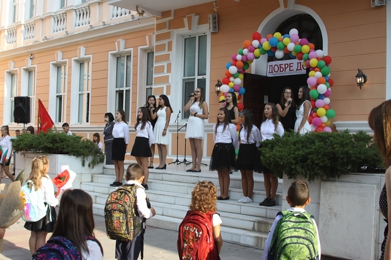 "Днес Средно училище ""Христо Ботев"" – Враца отвори врати за"