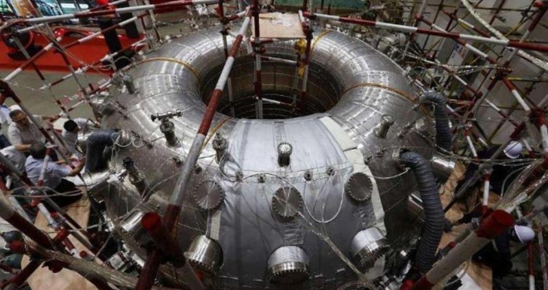 През 2020 г. китайските учени ще пуснат нов експериментален термоядрен