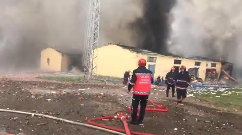 Над 40 души са ранени по първоначални данни при експлозията