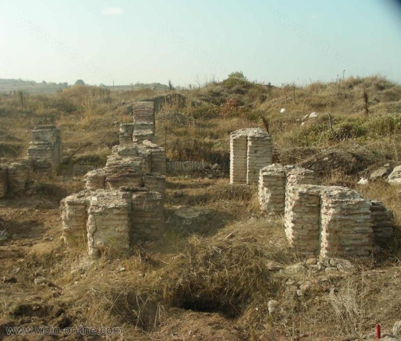 Снимка: Проучват Римския път Рациария - Ниш