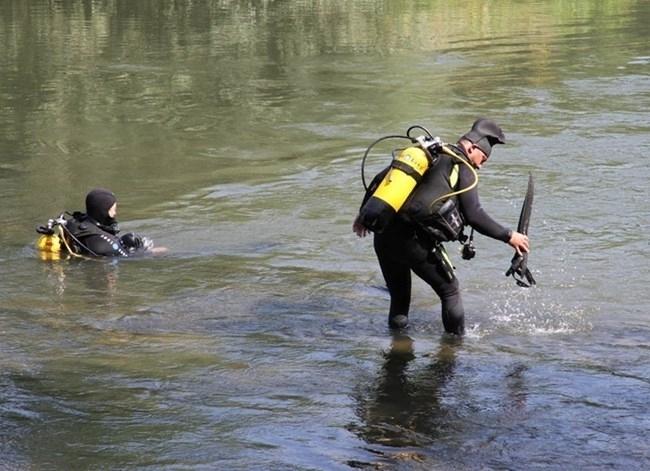 Снимка: Още издирват удавилия се рибар във водите на Дунав край Видин