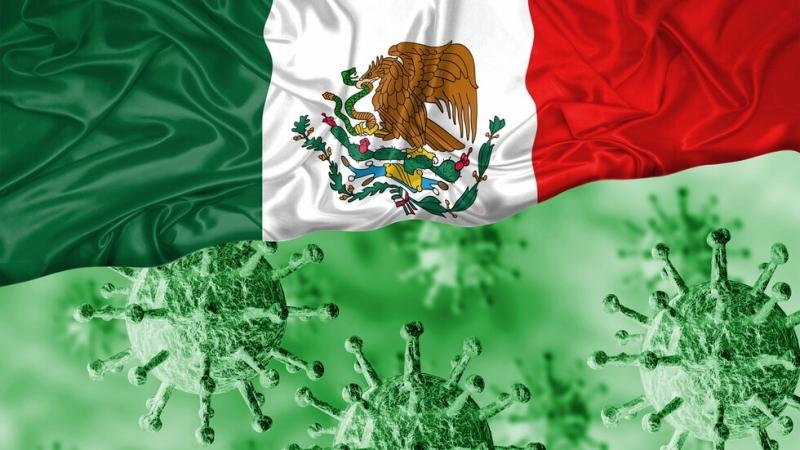 Мексико съобщава за 110 нови случая на COVID-19, предаде БГНЕС.