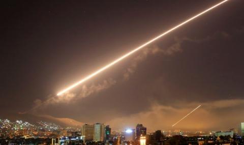 Противоракетната отбрана на Саудитска Арабия е прехванала ракета над южния