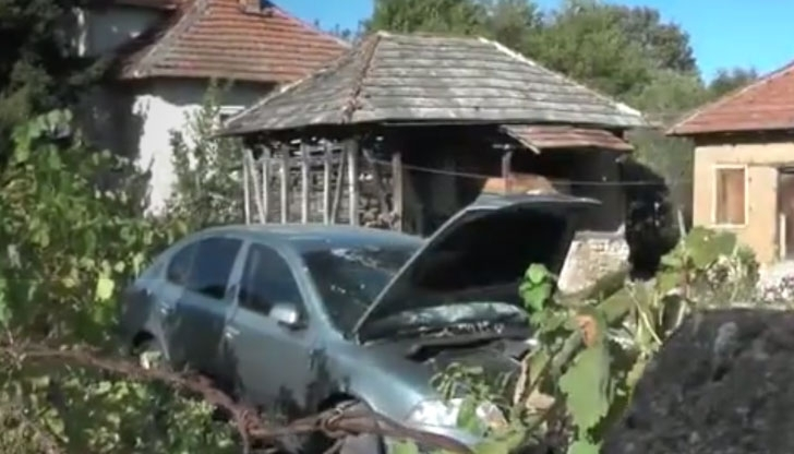 Живеещ в монтанското село Горно Озирово италианец не е успял