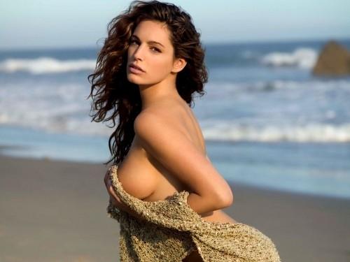 Съществува ли идеалното женско тяло? Да, Кели Брук /снимки/