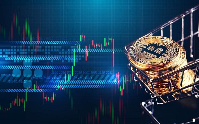 На 14 ноември, сряда, цената на основната криптовалута слезе до