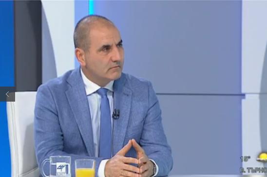 Цветан Цветанов: БСП са притеснени, страната се движи в правилна посока