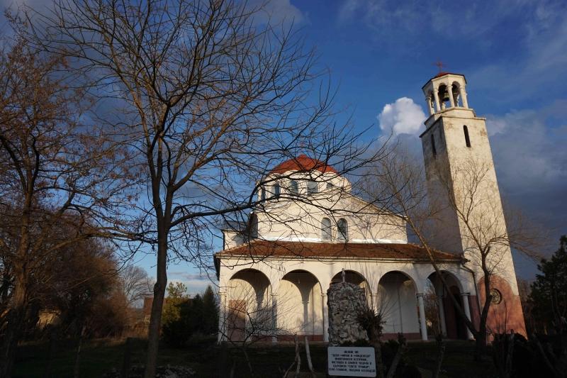 """АЕЦ """"Козлодуй"""" дари 29 500 лева за реставриране на църквата"""