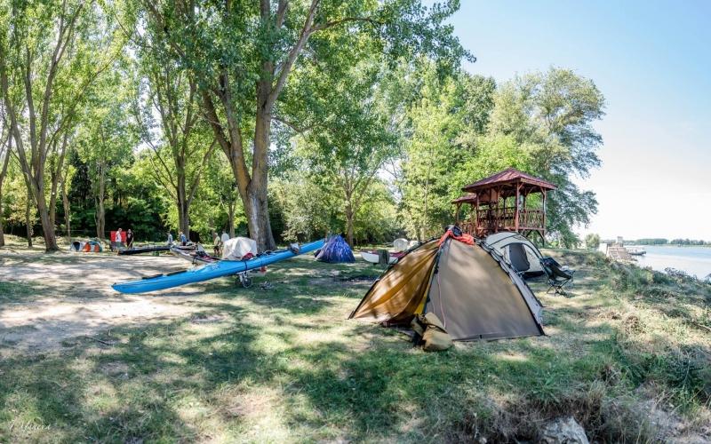 """Участниците в 63-та Международна туристическа регата по река Дунав """"ТИД"""