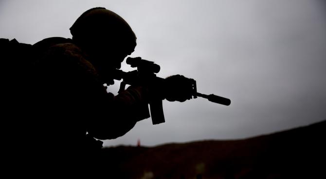 """Международни тактически военни учения """"Славянско братство"""" за отработване на взаимодействието"""