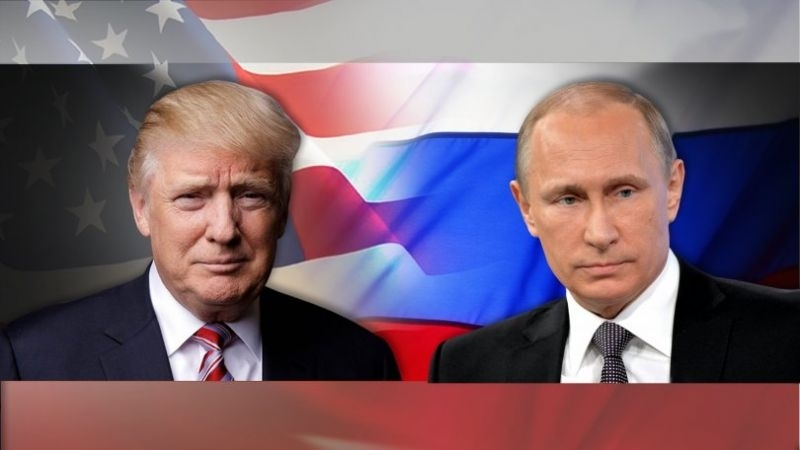 Президентите на САЩ Доналд Тръмп и на Русия Владимир Путин