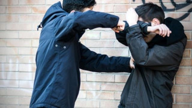 Полицаи хванали хулиган, нападнал и обрал момче във Враца, съобщиха