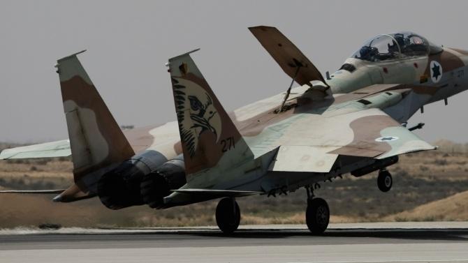 Израелската армия съобщи тази сутрин за нови обстрели срещу позиции