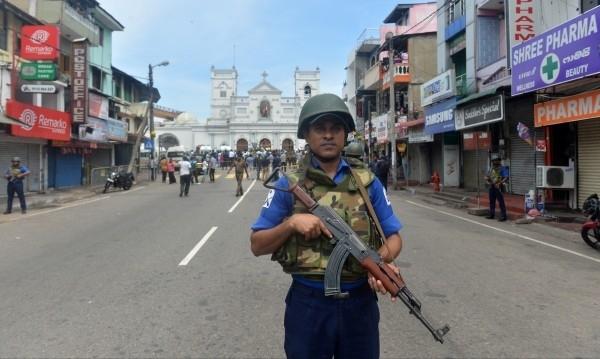 Полицията в Шри Ланка откри склад с около 200 детонатора