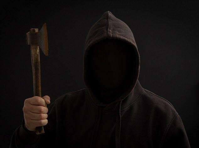 Снимка: Див екшън! Мъж нахлу с брадва и изстрели в къща в Белоградчик