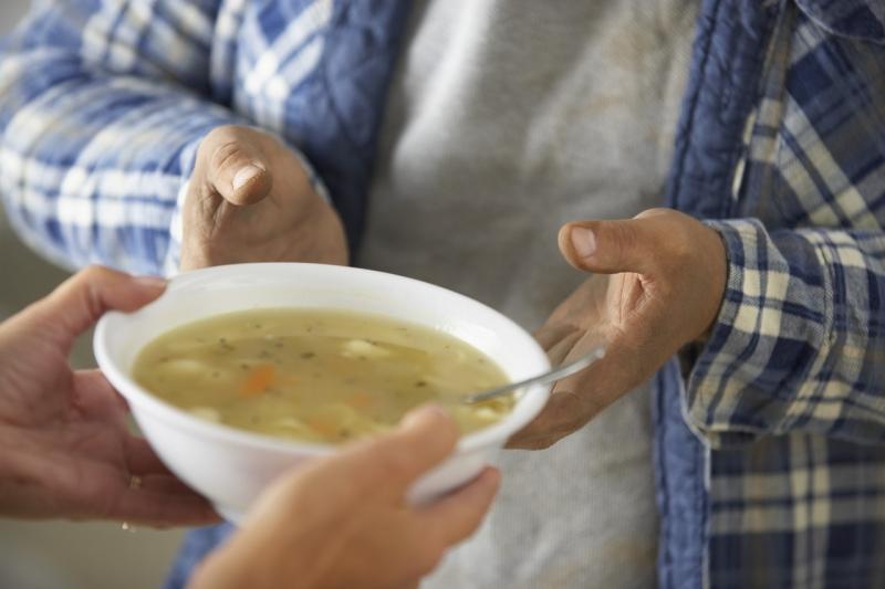 Столичен ресторант предлага храна на хора, които нямат дом. Благотворителната