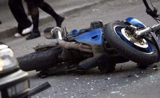 Пътният инцидент е станал вчера, малко след 18.30 часа. 69-годишен