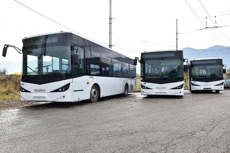Учестени ще са курсовете на градския транспорт във Враца на