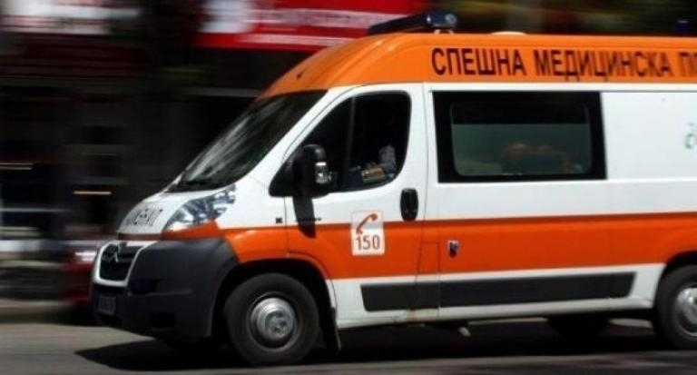 57-годишен мъж от горнооряховското село Писарево е пострадал, след като
