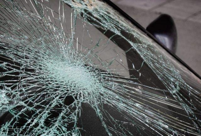 Злосторник е счупил стъклото на кола в Монтана, съобщиха от