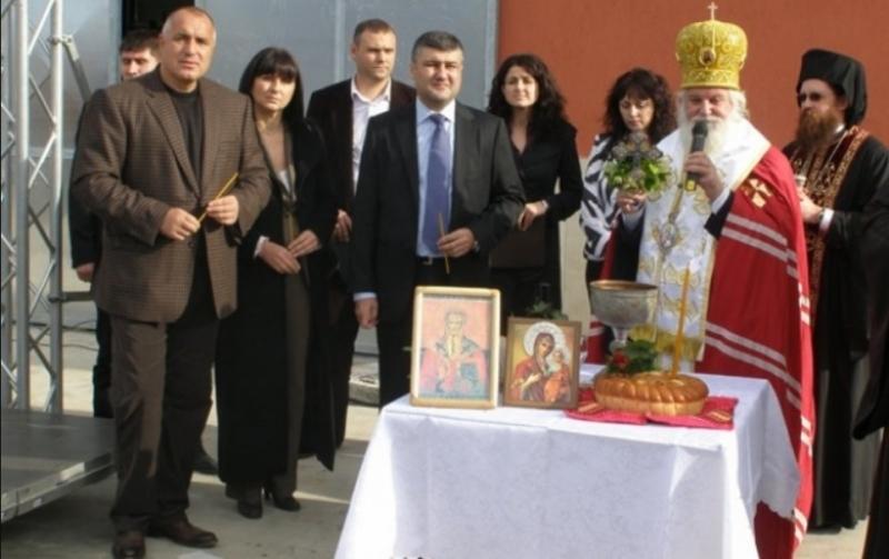 Олигархът Димитър Зоров, личен приятел на премиера от СИК Бойко