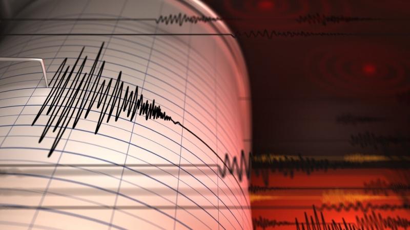 Земетресение с магнитуд 3.3 по скалата на Рихтер е регистрирано