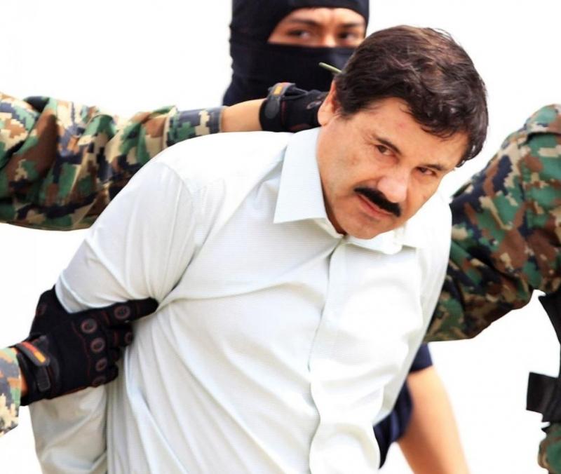 Снимка: Обвиниха синовете на Ел Чапо в трафик на наркотици