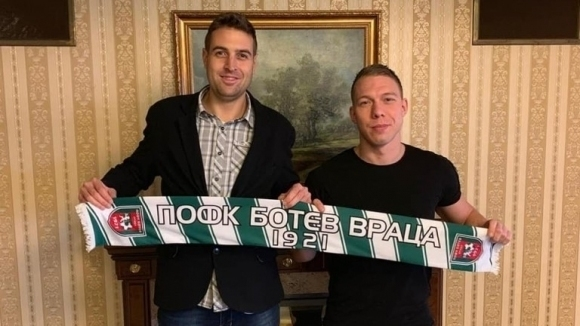 """""""Ботев""""/Враца/ привлече естонски национал"""