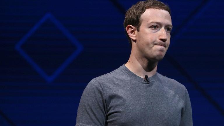 В последното си интервю собственикът на Facebook,МаркЗукърбърг, призна за поредната