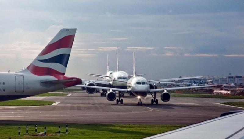 """Британското летище """"Хийтроу"""" (Heathrow) се оказа на годишна загуба от"""
