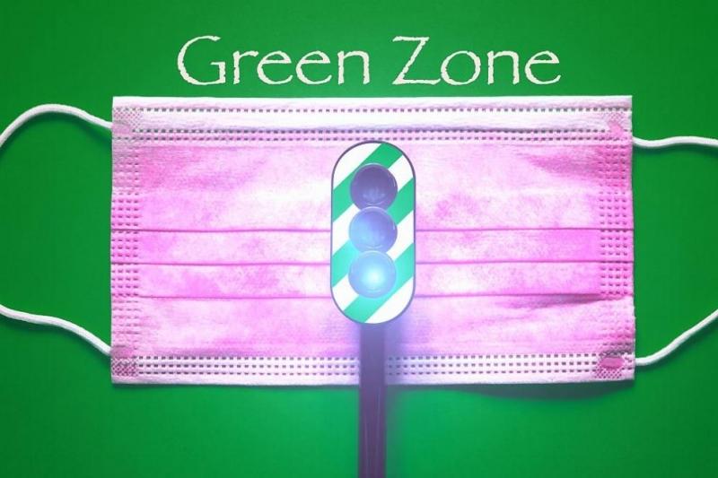 България е в зелената зона на картата на ЕС за