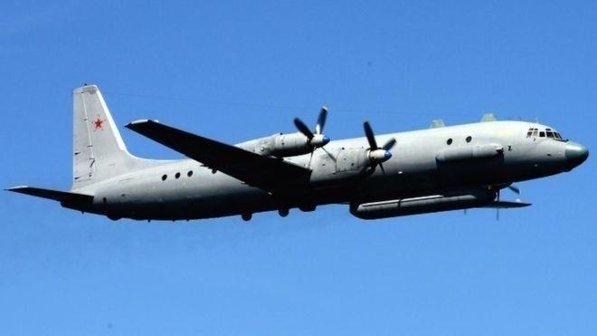 Вината за свалянето на руския самолет Ил-20 в Сирия на