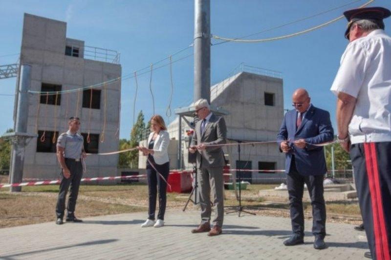Откриха тренирочъвен център за реакция при наводнения в София, вдигат такъв и във Враца /снимки/