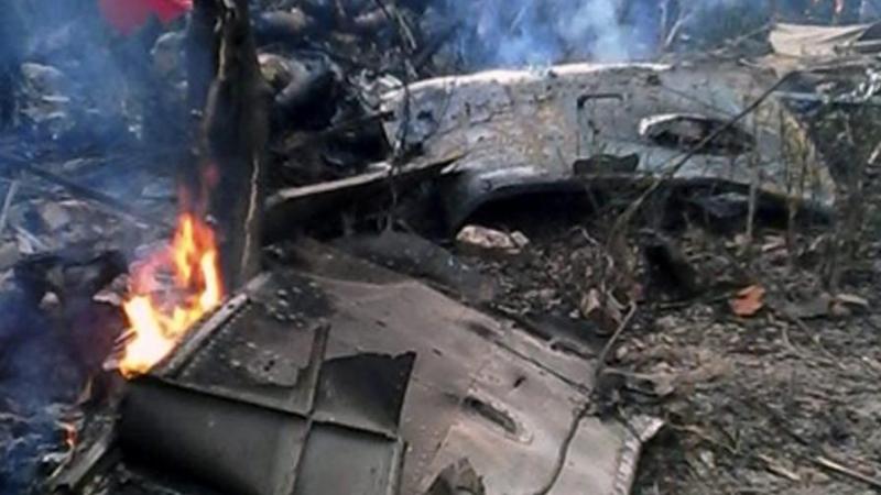 Хеликоптер на Националната гвардия на САЩ се разби в щата