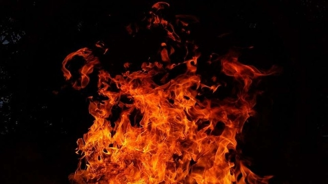 Семеен скандал завърши с пожар в Нова Загора. Инцидентът е