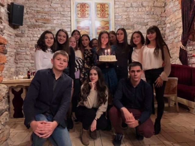 """Миналата събота """"Интеракт"""" Клуб Враца отпразнува своя 11- ти рожден"""