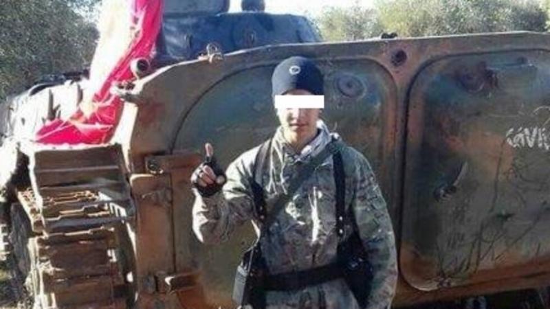 20-годишният българин от сириийски произход, задържан за тероризъм в Бургас,