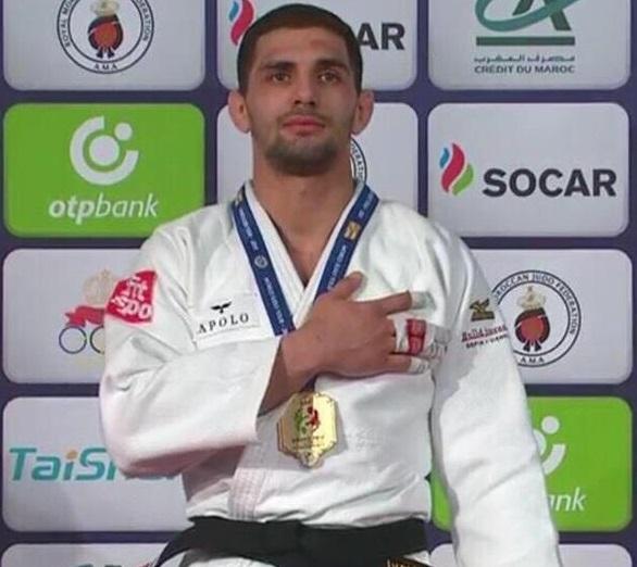 Най-добрият ни джудист Ивайло Иванов донесе световна титла за България.