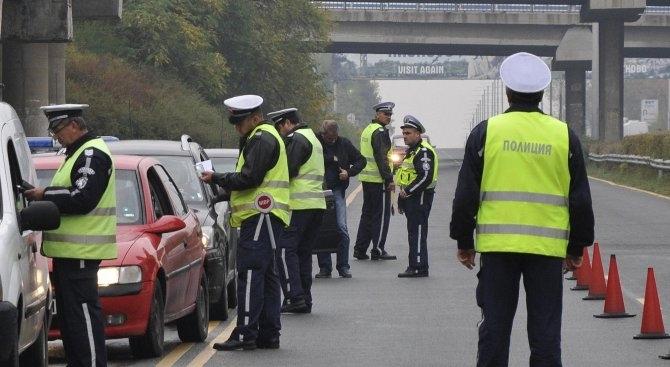 """Поголовна сеч на нередовни шофьори извършиха служители на сектор """"Пътна"""