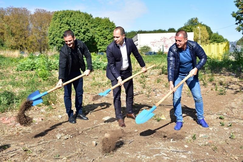 Враца ще има нов спортен комплекс, с две игрища за