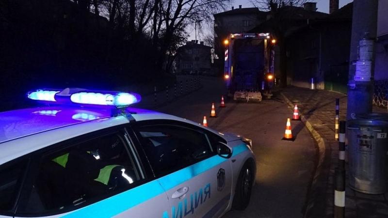 ТИР е блъснал и убил пешеходец край Видин, съобщиха от