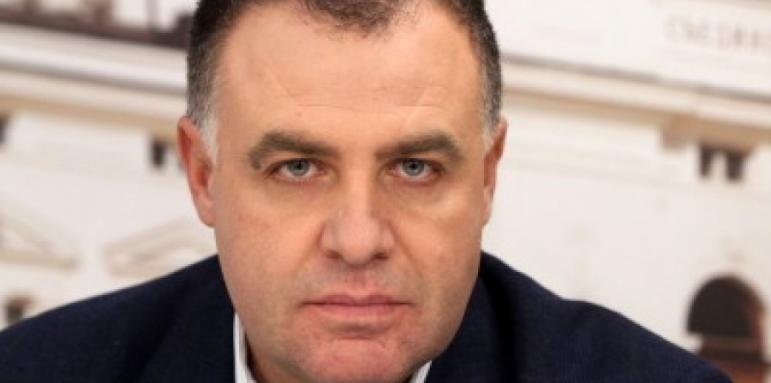 Бившият земеделски министър Мирослав Найденов е бил вчера на разпит