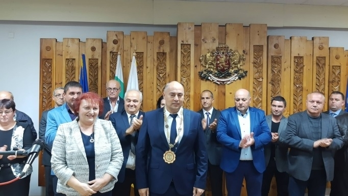 Новоизбраният кмет на община Криводол Христо Доков положи официално клетва.
