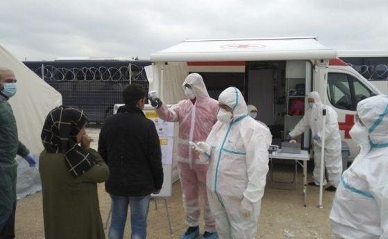 Гръцките власти регистрираха вчера първия смъртен случай от COVID-19 в