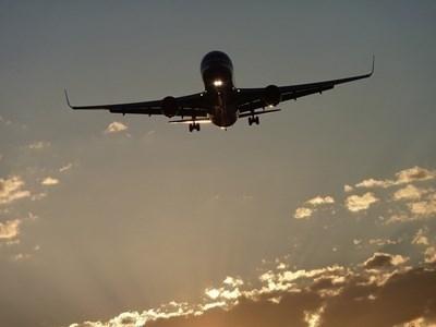 Частният самолет на косовския външен министър Беджет Пацоли, с който