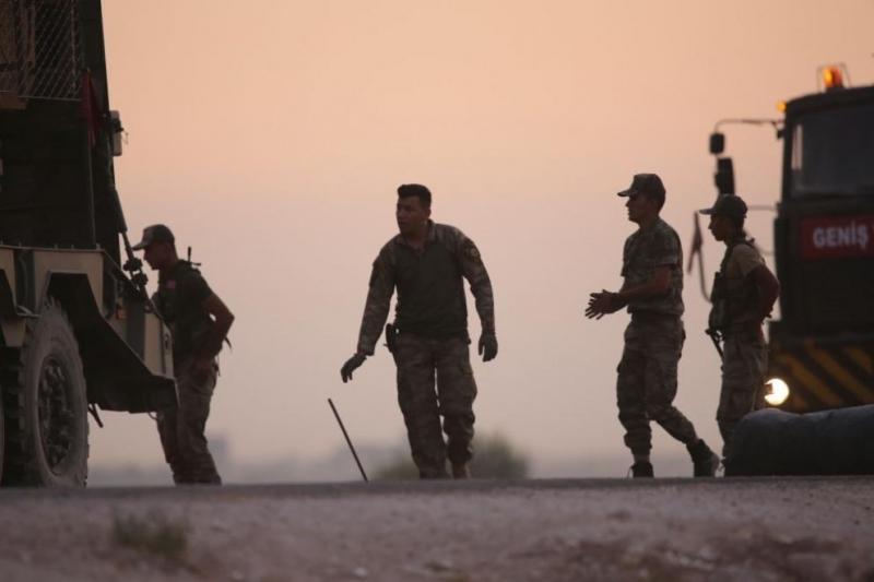 Броят на загиналите турски военни в сирийската провинция Идлиб нарасна
