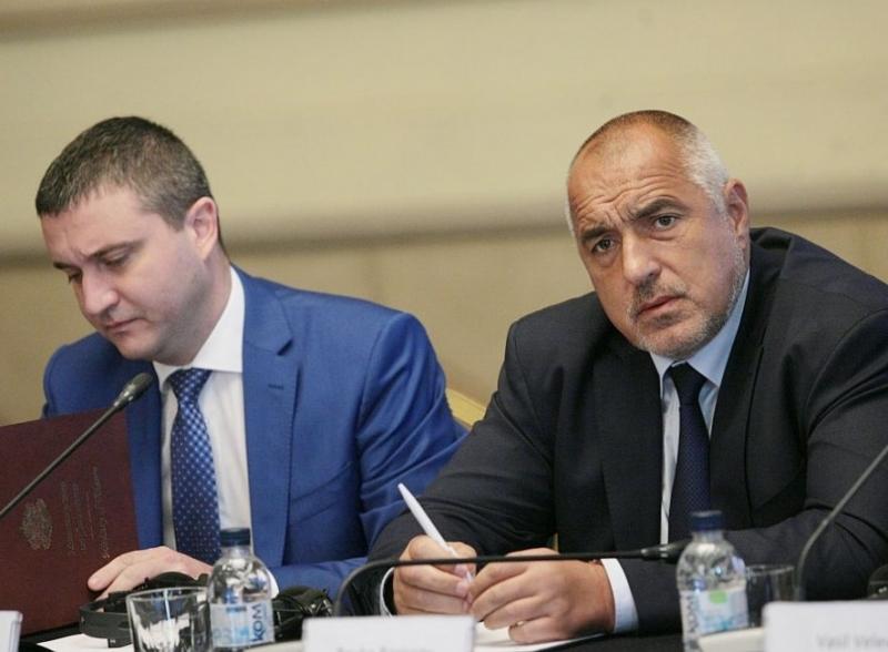 Замириса на оставки! Влади Горанов и Менда Стоянова скочиха на Бойко Борисов