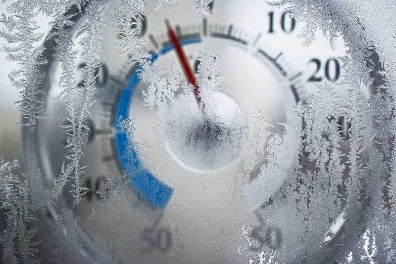 Рекордните за тази зима минус 15,5 градуса са измерени днес