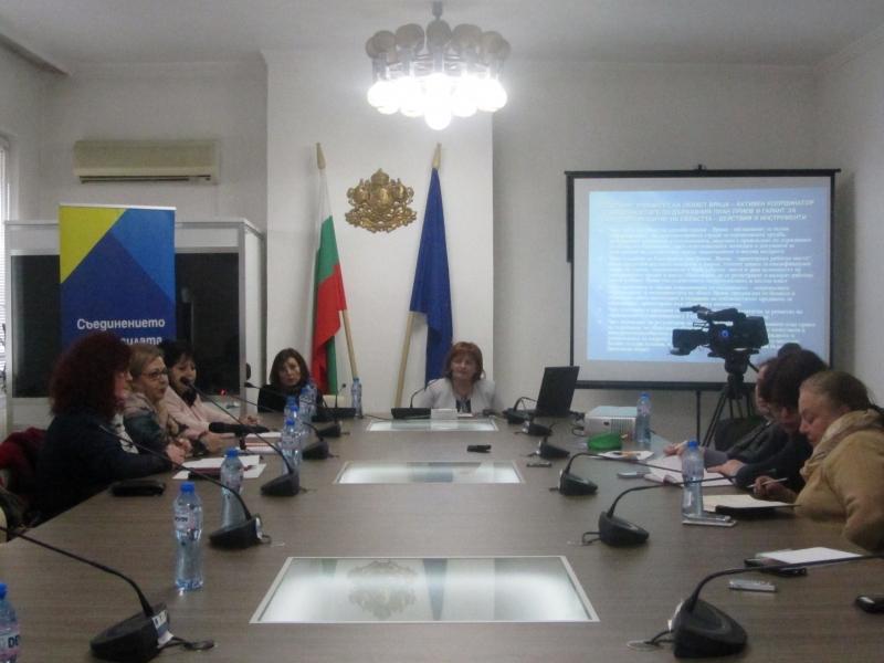 Областният управител на област Враца представи държавния план-прием за учебната