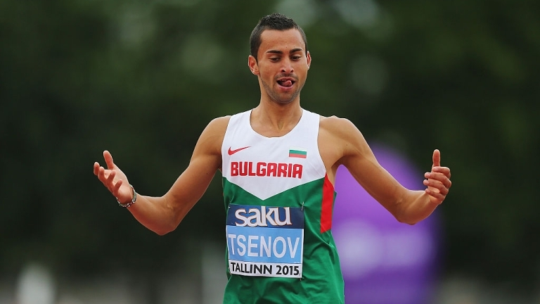 Лекоатлетът Митко Ценов подобри личния си рекорд на 5000 метра